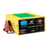 Cargador De Baterías Automotriz 12/24v Automático Inteligent