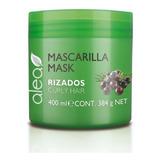 Salerm Alea Mascarilla Rizos Definidos Con  Acai 400ml