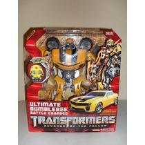 Transformers Bumblebee Ultimate -- Luces Y Sonidos -- Nuevo