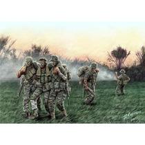 Toy Soldier - Cabeza Por El Huey Vietnam Series Guerra 1:3