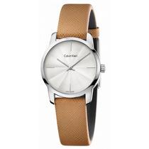0c06bec7c533 Reloj de Pulsera Mujer Calvin Klein con los mejores precios del ...