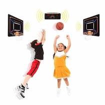 Canasta Doble Basketball Tablero Basquet Inalámbrico Sportc