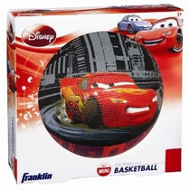 Franklin Sports De Disney / Pixar Cars Mini Baloncesto De Go