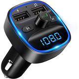 Transmisor Bluetooth V5.0 Fm