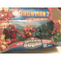 Marvel Hero Squad Iron Man 2 Guerra De Armaduras Pack Bvf