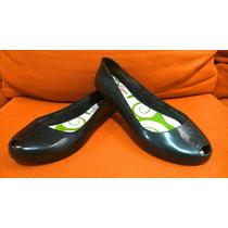 Zapatos Flats Jelly Shoes Plástico Figurín No. 25 Dama Niña