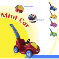 0002 Minicar Musical Montables Tipo Carreola Para Bebes