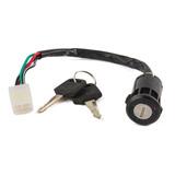 Switch De Encendido Para Motos Ft125 - Cg125 - Dt125 - Forza