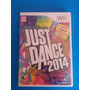 Just Dance 2014 Wii Nuevo Sellado Nintendo Pharrell Bieber