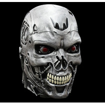 Terminator T-800 (genesis) Mascara Deluxe Limited Halloween