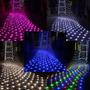 Serie De 300 Luces Led Navideñas Navidad