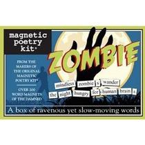 Poesía Magnética - Kit Zombie