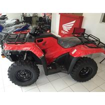 Honda Rancher 420 4x2 2016 Nueva Okm!!!