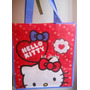 Hello Kitty, Bolsas Reusables Originales De Sanrio