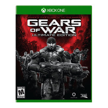 °° Gears Of War Ultimate Edition Para Xbox One °° En Bnkshop