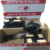 Palanca Arcade Para Maquinitas Joystick Con Micros