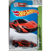 Hotwheels Mclaren P1 #223 2015