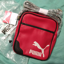Maleta Messenger Puma Viaje Mariconera Rojo Original