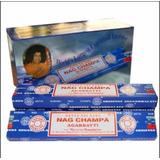 Incienso Satya Nag Champa 12 Piezas