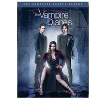 Diarios De Vampiros Temporada 4 The Vampire Diaries, Bluray