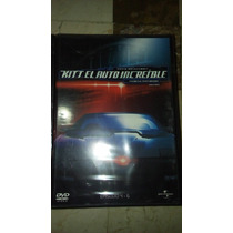 Serie Television Kitt Auto Increible Dvd Capitulos