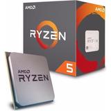 Procesador Amd Ryzen 5 1600 Am4 6 Nucleos 12 Hilos 3.2ghz