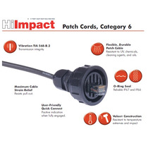 Pacht Cord Hi-impact 6 3 Pies Hubbell
