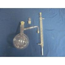 Aparato Para Destilación De Vidrio De 2000ml