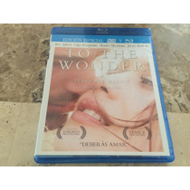 Bluray: Cine De Arte. To The Wonder. Deberás Amar. Remate