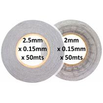 Juego De 2 Cintas 3m Adhesivas Doble Cara 2mm Y 2.5mm 9448b