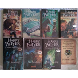 Saga 7 Libros Harry Potter + Animales Fantásticos De Regalo