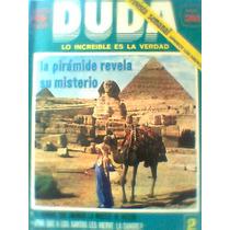 Revista Duda Moises No. 32 Egipto Piramides