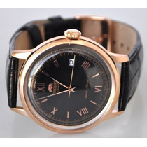 Reloj Orient Classic Bambino Fer24008b0 Automático Piel