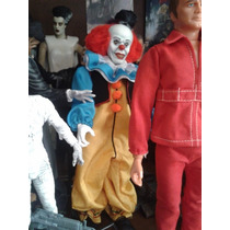Stephen King / Payaso Pelicula It 30 Cms Ropa Tela
