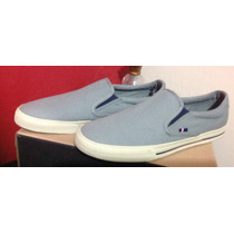 Tenis Zapatos Casual Tommy Hilfiger Como Sperry, Slip On