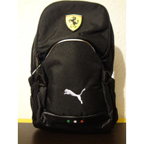 Mochila Backpack Ferrari Small Puma 100% Original.