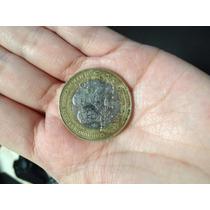 Moneda 20 Pesos Conmemorativa De Veracruz