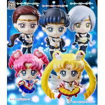 Megahouse Petit Chara Sailor Starlights Scout Moon Duel Zone