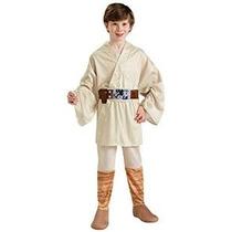 Disfraz Disfraz Classic Star Wars Luke Skywalker Niño De Rub