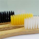 Cepillo Dientes Bambú Biodegradable Suave Ecológico 1pz Full