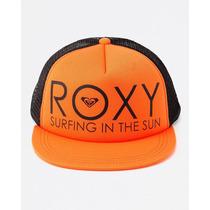 Gorras Mujer Roxy Sunshine Trucker Org 100% Original