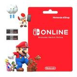Nintendo Switch Online   12 Meses