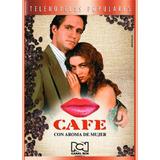Telenovela Completa Café Con Aroma De Mujer 12 Dvd Mejorada