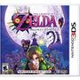 La Leyenda De Zelda 3d La Máscara De Majora