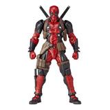 Figura De Acción De Deadpool Crazy Toys Hecha De Pvc