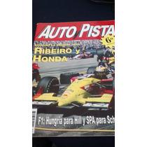 Auto Y Pista - Loudon: La Primera Para Ribeiro Y Honda