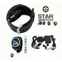 Star Watch Reloj Celular Mp3 Phone Smart Como En La Tv