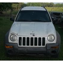 Jeep Liberty ( En Partes ) 2002 - 2007 Motor 3.7 Automatica