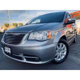 Chrysler Town & Country 3.6 Touring Mt 2014 Autos Puebla