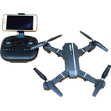 Drone Plegable  Con Fpv Video  Camara Wifi Gran Tiempo Vuelo